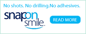 Dentist Centerville  Snap on Smile