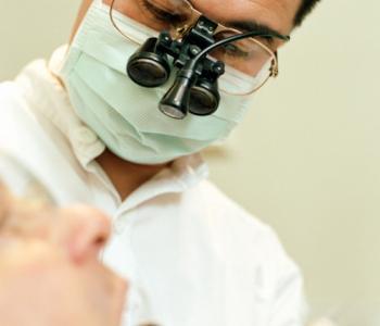 Dr. Daniel Cobb, Alex Bell Dental Describing Veneers Procedures