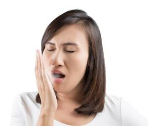 Treatment for bad breath from dentist in Centerville