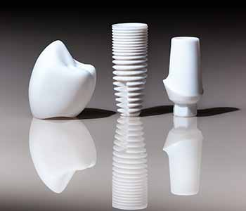 Dr. Daniel Cobb and his team at Alex Bell Dental are pleased to offer Z-systems ceramic implants and Straumann implant systems